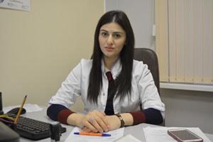 Здоровье: Гаджиахмедова Саимат Гаджиахмедовна