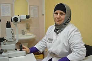 Здоровье: Пашаева Эминат Рамудиновна