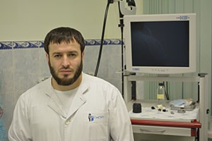 Здоровье: Шихмурадов Халид Уружбегович
